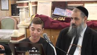 Rabbi Rami Levy and 15 year old Natan full translation 148min
