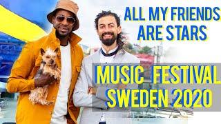 ALL MY FRIENDS ARE STARS MUSIC FESTIVAL 2020 - SHORT FILM