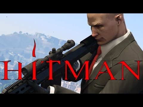 Hitman | GTA 5 PC Cinematic (GTA V Machinima) Rockstar Editor Ultra Quality