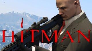 Hitman   GTA 5 PC Cinematic (GTA V Machinima) Rockstar Editor Ultra Quality