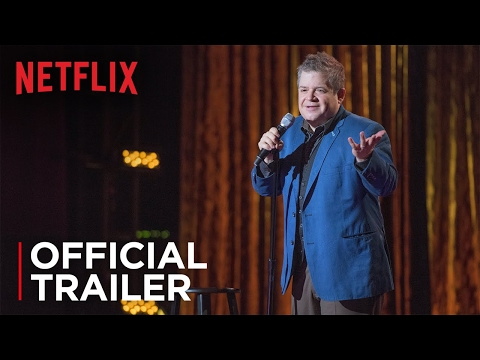 Hey Look Kids, The Trailer for Patton Oswalt's Talking for Clapping is Here