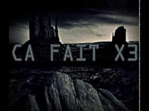 CA FAIT X3 #M-LIX (premier son)