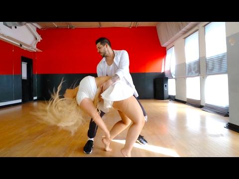 IN THE CLOSET DANCE ROUTINE | TRISHA PAYTAS