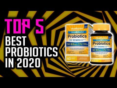 Top 5 Best Probiotics In 2020