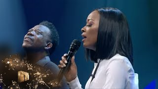 Bishop Benjamin Dube aฑd Hle perform The Only One – VIP Invite | Mzansi Magic | S1 | Ep 13