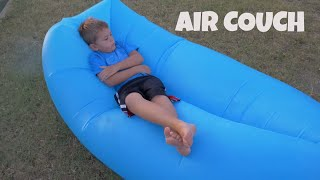 Self Inflatable Portable Air Bed