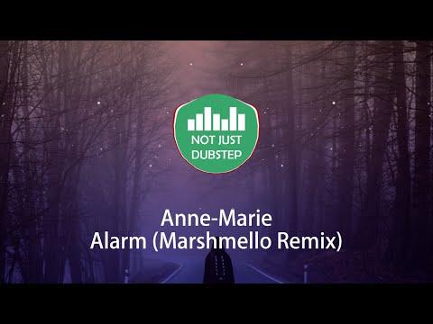 Anne-Marie - Alarm (Marshmello Remix) (Lyric Video)