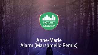 Anne-Marie - Alarm (Marshmello Remix) (Lyric Video)