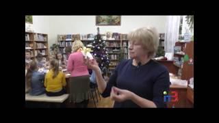 В детской библиотеке прошел мастер-класс по изготовлению ангелочков