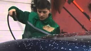 Учимся мыть машину правильно