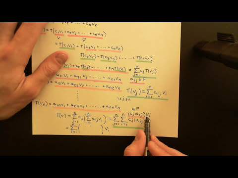 Linear Operators Part 1