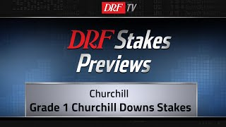 Churchill Downs Stakes Preview 2019