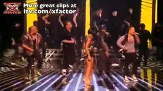 Alexandra + JLS Duet X Factor Final 2009 Live Full Version - Alexandra Burke + JLS (Beat Again)