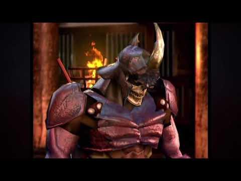 Tekken 4 Yoshimitsu Ending Movie Youtube