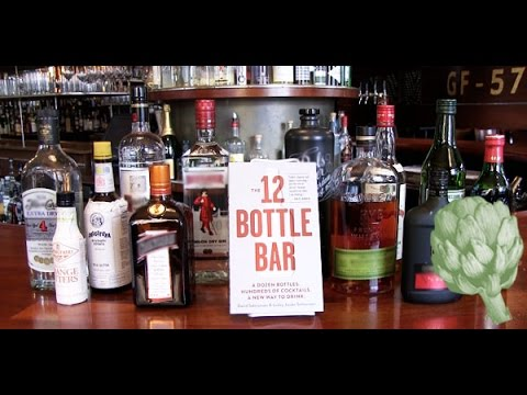 The Only 12 Bottles Your Bar Needs | Potluck Video