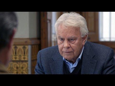 """Salvados - Felipe González: """"La vía hacia la conquista de la autodeterminación es inexistente"""""""