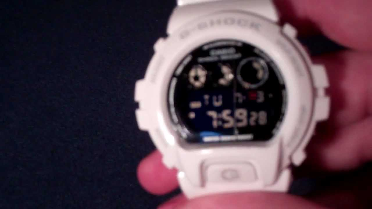 How To Turn Of Hourly Beep Signal Noise On Casio G Shock 6900 Ae 1000w 1a Manamp039s Watch Waterproof Sports Electronic Tutorial Youtube