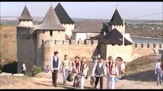 видео Хотинская крепость Khotyn Fortress. Travel Guide. Top 10 Ukraine