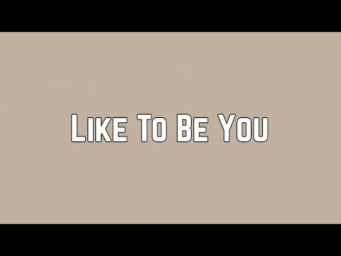 Shawn Mendes - Like To Be You ft. Julia Michaels (Lyrics)