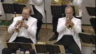 John Williams conducts March From Superman