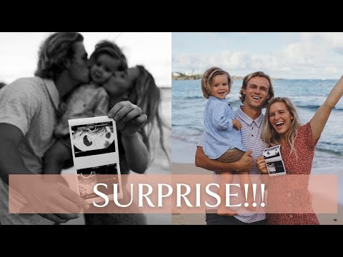 WE ARE HAVING ANOTHER BABY!!   Finding out I'm pregnant + surprising husband!   Britnee Kent