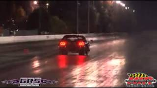 Major League RX8 20B 6.27 @ 218 MPH NEW WORLD ROTARY RECORD !