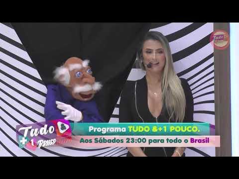 PROGRAMA TUDO & +1 POUCO 15 DE FEVEREIRO DE 2020