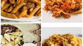 БЫСТРО приготовить ужин///#меню #ужин #мое меню #рецепт #экономные рецепты #день на кухни