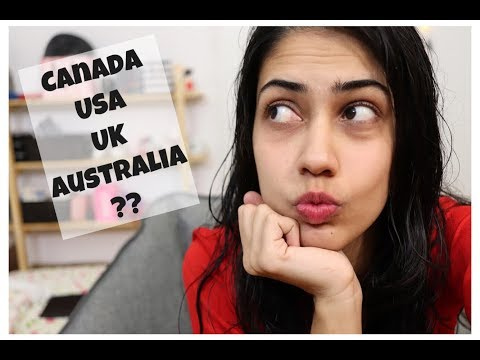 Why I Chose Canada For Higher Studies ? International Student Diaries 1