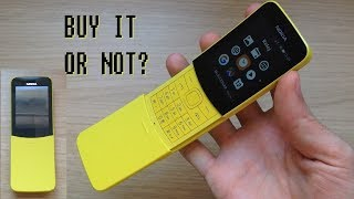 Nokia 8110 4G - Review / Opinion