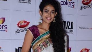 Aakanksha Singh @ 2013 Indian Telly Awards