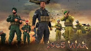 1965 WAR: Indo-Pak Clash Alert - New Android Gameplay HD