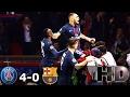 Paris Saint-Germain (PSG) vs Barcelona 4-0 All Goals & Highlights Champions Leage 14/02/2017 HD