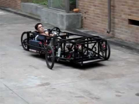 Hong Kong Polytechnic University Solar Car Project (2)