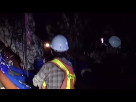 Former U.S. Navy SEAL describes complexity of cave rescues