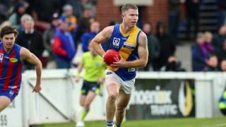 Players speak on Ben Jolley's 250th VFL game