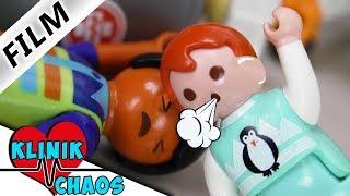 Playmobil Film Deutsch EMMAS MUND-ZU-MUND BEATMUNG BEI DAVE! LEBENSRETTER! Familie Vogel Klinikchaos