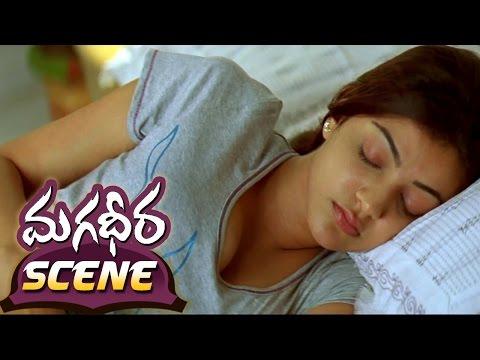 Kajal Aggarwal & Dev Gill Bed Room   magadheera Telugu Movie