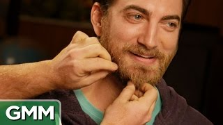 Petting Rhett's Beard thumbnail