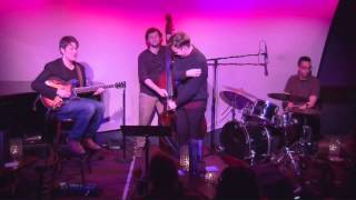 The Aleksi Glick Quartet playing Autumn Leaves