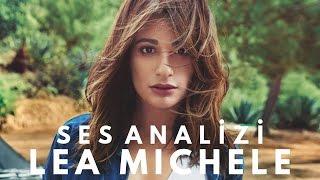 Lea Michele Ses Analizi