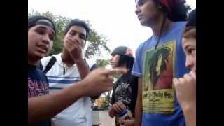 Freestyle Ciudad Ojeda - WTFmc ,Davinchi,ALmc,NK Pelota,Granda,Charro & mas