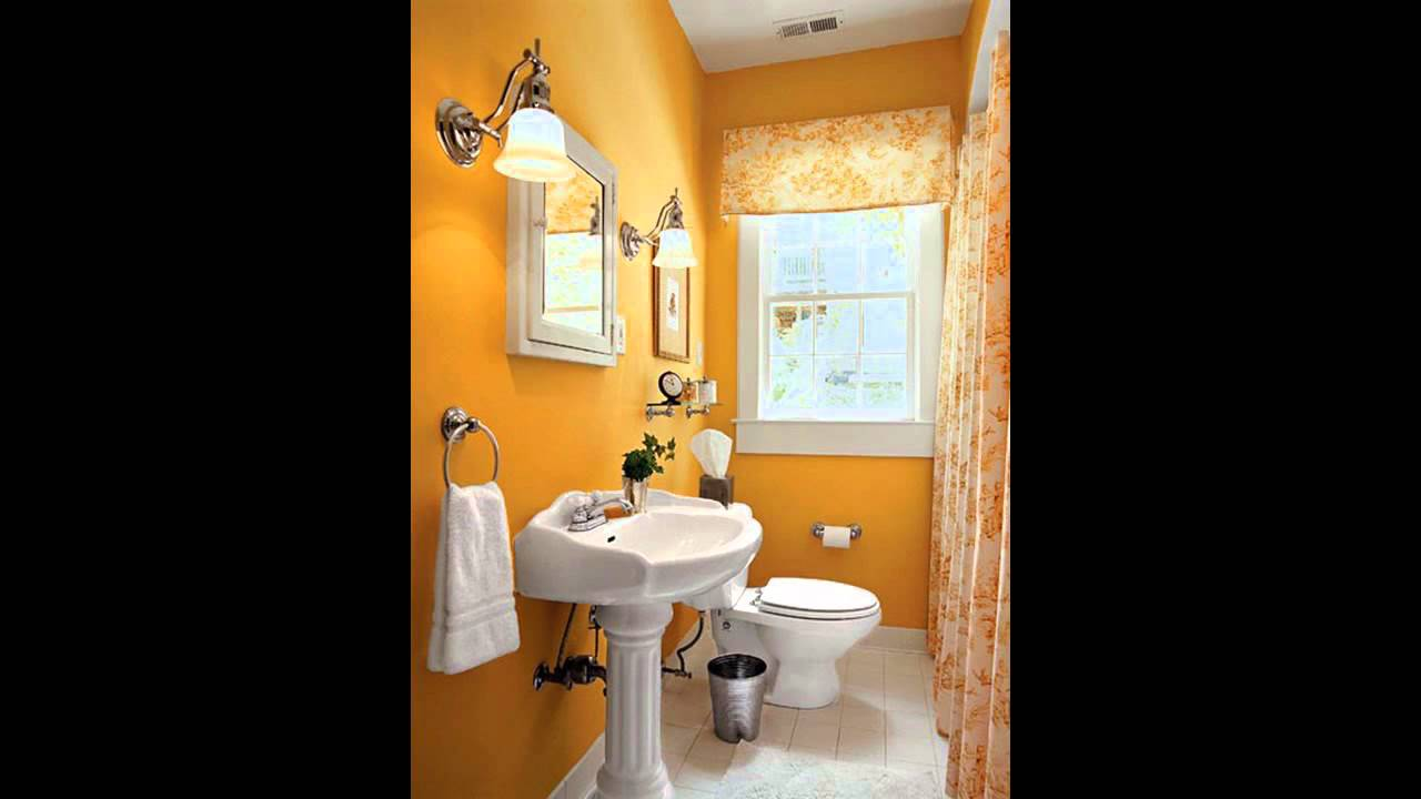 Creative Bathroom Decorating Ideas Small Bathrooms Youtube
