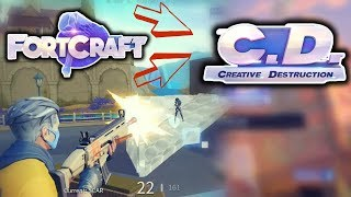 Fortcraft is Back - Better Fortnite Clone! Can we get 20 likes? Get...