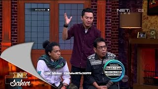 Ini Sahur 13 Juli 2015 Part 5/7 - Dominique, DJ Yasmin, Deva Mahenra, Arie Kriting dan Sylvia Fully