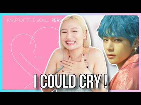 BTS 'MAP OF THE SOUL: PERSONA' FIRST LISTEN