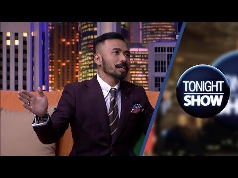 Tonight Show Kedatangan Wak Doyok, Pakar Jenggot dari Malaysia