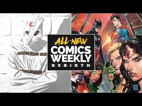 All-New Comics Weekly: Rebirth #1 - wielkie powroty!