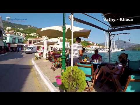 A Walk Through Vathy -  Ithaca Island