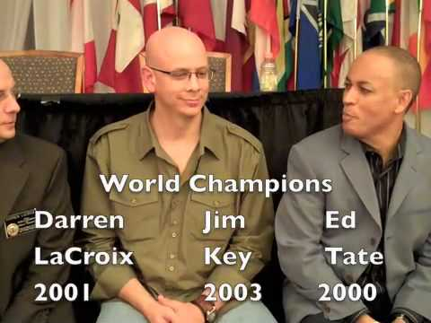 (Part 1 of 6) World Championship of Public Speaking: Stories & Advice from Champs